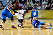DESCRIZIONE : Tbilisi Nazionale Italia Uomini Tbilisi City Hall Cup Italia Italy Georgia Georgia<br /> GIOCATORE : Alessandro Gentile<br /> CATEGORIA : a terra equilibrio controcampo sequenza<br /> SQUADRA : Italia Italy<br /> EVENTO : Tbilisi City Hall Cup<br /> GARA : Italia Italy Georgia Georgia<br /> DATA : 16/08/2015<br /> SPORT : Pallacanestro<br /> AUTORE : Agenzia Ciamillo-Castoria/GiulioCiamillo<br /> Galleria : FIP Nazionali 2015<br /> Fotonotizia : Tbilisi Nazionale Italia Uomini Tbilisi City Hall Cup Italia Italy Georgia Georgia