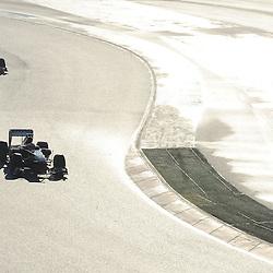 20110218: ESP, Formula 1 - Test in Barcelona