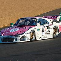 #10, Porsche 935 K3 (1979), Driver: Nicolas D'Ieteren, Grid 6, on 06/07/2018 at the 24H of Le Mans, 2018