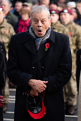 Remembrance Sunday Barnsley Dickie Bird<br /> <br />  Copyright Paul David Drabble<br />  10 November 2019<br />  www.pauldaviddrabble.co.uk