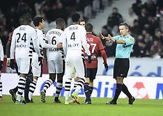 Lille LOSC vs Stade Rennais - Ligue 1 - Lille - 21/12/2016
