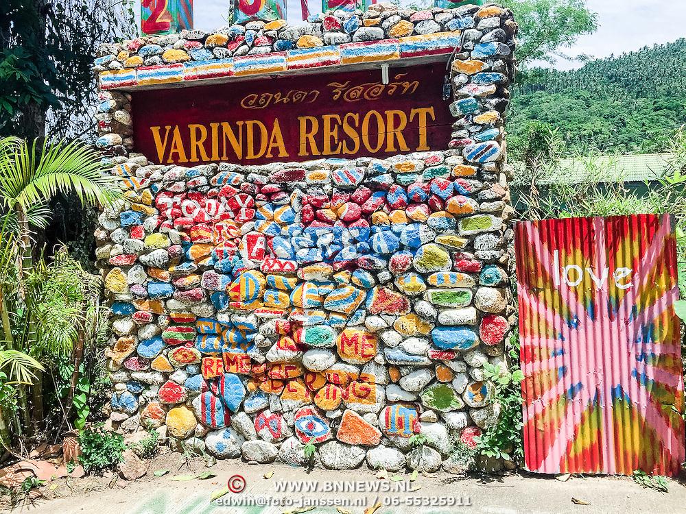 THA/Koh Samui/20160804 - Vakantie Thailand 2016 Koh Samui, Varinda Resort, Lamai Beach