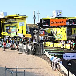 Tour de France 2020<br /> Finish entourage TdF
