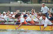 """Nottingham; GREAT BRITAIN;  Dragon Boats competing in National Water Sports Centre (Holme Pierrepont) : Nottingham City ....  [Mandatory Credit; """"Photo, Peter Spurrier/Intersport-images]"""