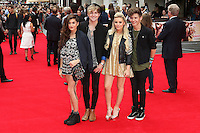 Only The Young, The Bad Education Movie - World Film Premiere, Leicester Square, London UK, 20 August 2015, Photo by Richard Goldschmidt