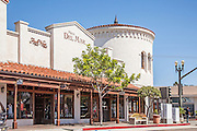 Plaza Del Mar in Downtown San Clemente