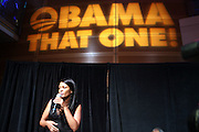 """Beverly Bond at """" The Obama That One: A Pre-Inagural Gala Celebrating the Victory of President-Elect Obama celebration held at The Newseum in Washington, DC on January 18, 2009  .."""