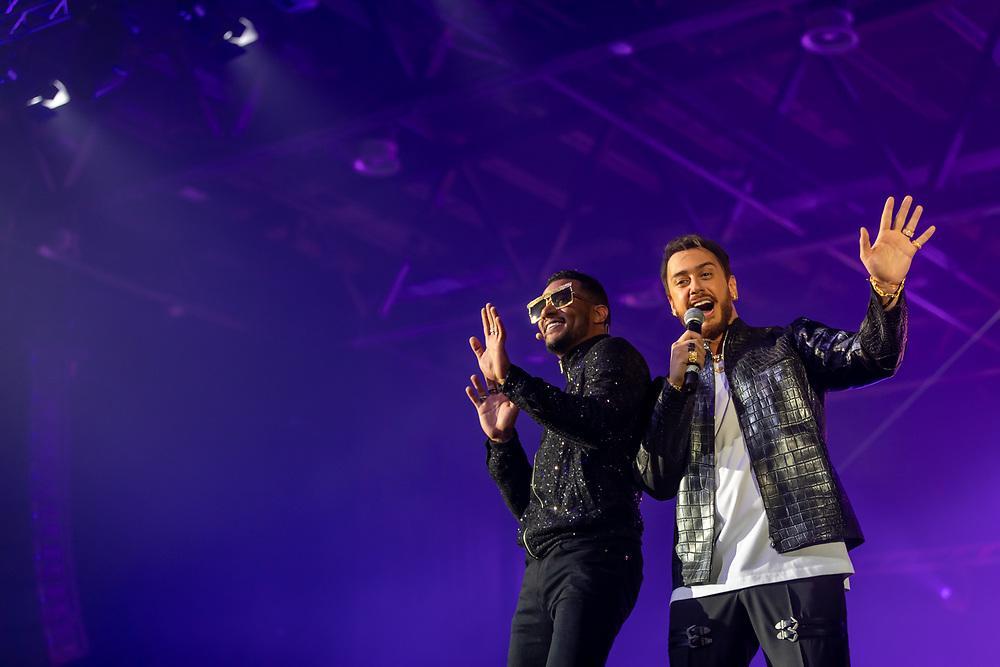 Mohamed Ramadan & Saad Lamjarred live in Dubai, DSF 2020