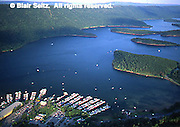 Southwest PA Aerial, Raystown Lake, Aerial Photograph Pennsylvania
