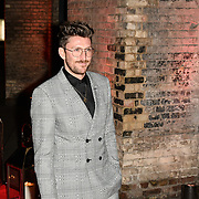 Henry Holland arrivers at DKMS is the world's largest international donor centre. So far they have helped to register over 8 million potential donors and facilitated over 70,000 blood stem cell transplants worldwide Big Love London Gala at The Round House on 7 November 2018, London, UK