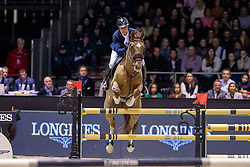 Epaillard Julien, FRA, Toupie de la Roque<br /> Jumping International de Bordeaux 2020<br /> © Hippo Foto - Dirk Caremans<br />  08/02/2020
