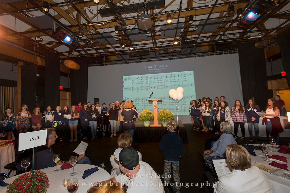 Centennial and Reunion Party at The Walker Arts Center during the Centennial Kickoff at the Harvey School on September 26, 2015. (photo by Gabe Palacio)