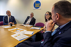 Citizens Advice Scotland (CAS) rolled out extended telephone service, Edinburghg, 8 August 2019