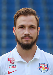 15.07.2015, Red Bull Arena, Salzburg, AUT, 1. FBL, FC Red Bull Salzburg, Fototermin, im Bild Andreas Ulmer (FC Red Bull Salzburg) // during the official Team and Portrait Photoshoot of Austrian Bundesliga Club FC Red Bull Salzburg at the Red Bull Arena in Salzburg, Austria on 2015/07/15. EXPA Pictures © 2015, PhotoCredit: EXPA/ JFK