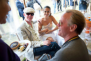 COUNTESS OF MARCH; CHRIS EVANS,; NATASHA EVANS; PETER FONDA, Cartier Style et Luxe at the Goodwood Festival of Speed. Goodwood House. 5 July 2009.