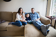 Family photos of Kyle & Amy Crass.