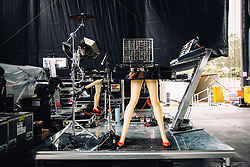 The 2014 Outside Lands Music and Art Festival - San Francisco, CA - 8/8/14
