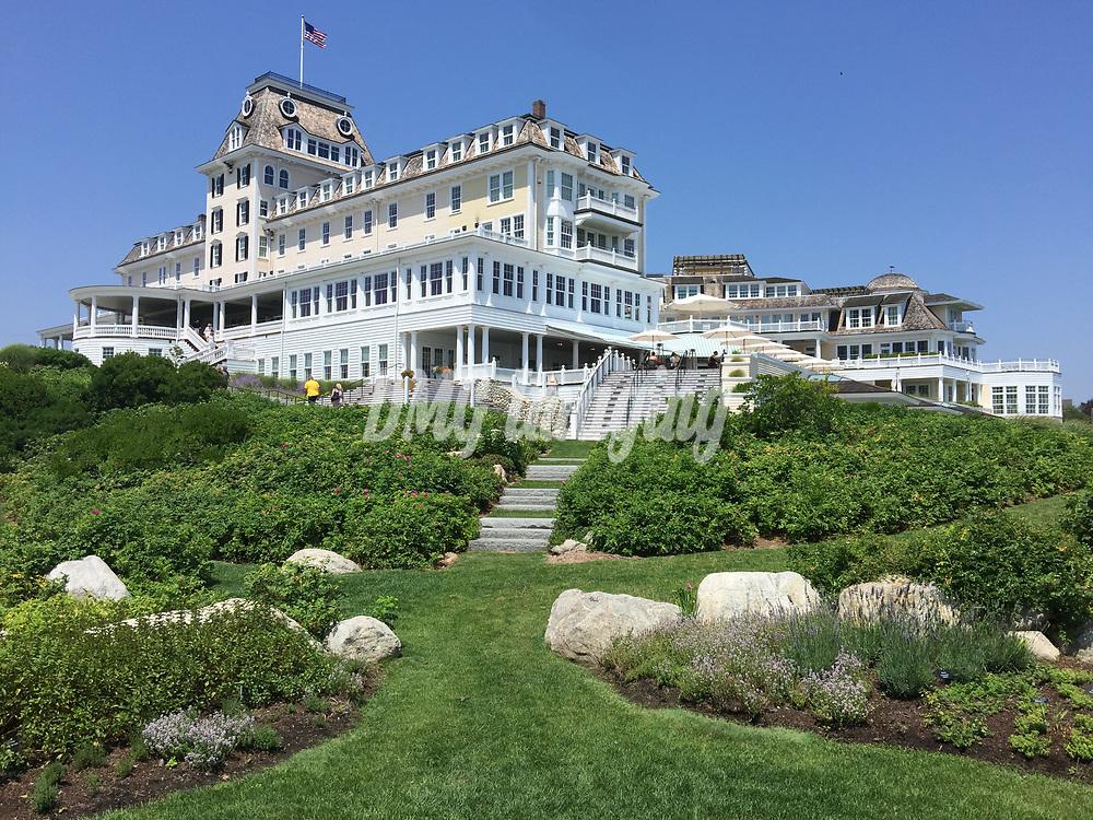 Views of The Ocean House of Watch Hill, Rhode Island