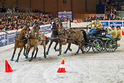 Sandmann Christoph, GER<br /> World Cup Driving - Bordeaux 2002<br /> © Hippo Foto - Dirk Caremans<br /> 10/02/2002