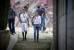 Demeersman Dirk, Devos Pieter, BEL<br /> Furusiyya FEI Nations Cup Jumping Final - Barcelona 2016<br /> © Hippo Foto - Libby Law<br /> 24/09/16