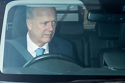 © Licensed to London News Pictures. 24/11/2020. London, UK. Former Secretary of State for Transport Chris Grayling arrives at The Houses of Parliament . Photo credit: George Cracknell Wright/LNP