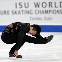 20100324: ITA,  ISU World Figure Skating Championships Turin 2010