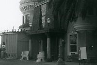 1964 The Magic Castle on Franklin Ave.
