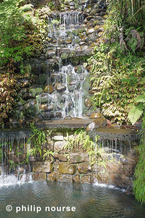 Pukekura Park, New Plymouth, North Island, New Zealand