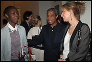 AFROW QUASHIE; HUGH QUARSHIE;, Pangaea, New Art from Africa and Latin America. Saatchi Gallery. Duke of York's HQ. King's Rd. London. 1 April 2014.