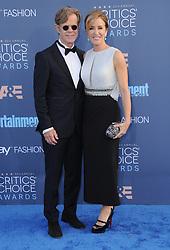 William H. Macy, Felicity Huffman  bei der Verleihung der 22. Critics' Choice Awards in Los Angeles / 111216