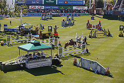 Bost Roger Yves, (FRA), Nippon d' Elle <br /> Suncore Energy Cup<br /> Spruce Meadows Masters - Calgary 2015<br /> © Hippo Foto - Dirk Caremans<br /> 12/09/15