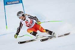 12.01.2020, Keelberloch Rennstrecke, Altenmark, AUT, FIS Weltcup Ski Alpin, Alpine Kombination, Super G, Damen, im Bild Roni Remme (CAN) // Roni Remme of Canada during the women's Alpine combined SuperG competition for the FIS ski alpine world cup at the Keelberloch Rennstrecke in Altenmark, Austria on 2020/01/12. EXPA Pictures © 2020, PhotoCredit: EXPA/ Johann Groder