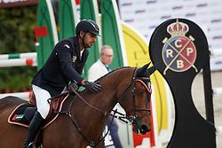 Al Kumaiti Mohammed, UAE, Newton Abbot<br /> CSIO Barcelona 2017<br /> © Hippo Foto - Dirk Caremans<br /> 28/09/2017