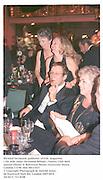 Richard Desmond, publisher of O.K. magazine. ( Janet Desmond behind ) Variety Club 46th annual Dinner & Ball.Great Room, Grosvenor House. London.7/3/98. film 98127f27<br />© Copyright Photograph by Dafydd Jones<br />66 Stockwell Park Rd. London SW9 0DA<br />Tel 0171 733 0108