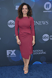 May 14, 2019 - New York, NY, USA - May 14, 2019  New York City..Christina Moses attending Walt Disney Television Upfront presentation party arrivals at Tavern on the Green on May 14, 2019 in New York City. (Credit Image: © Kristin Callahan/Ace Pictures via ZUMA Press)