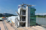 Chungju, South Korea. Gen, 2013 FISA World Rowing Championships,  at the real Views of the boating area, Tangeum Lake International Regatta Course. 14:55:38  Saturday  24/08/2013 [Mandatory Credit. Peter Spurrier/Intersport Images]