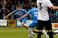 Stockport County FC 2-1 Salford City FC 8.10.16