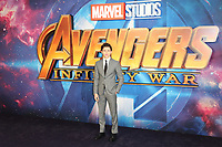 Tom Holland, Avengers: Infinity War - UK Fan Event, London Television Studios, White City, London UK, 08 April 2018, Photo by Richard Goldschmidt