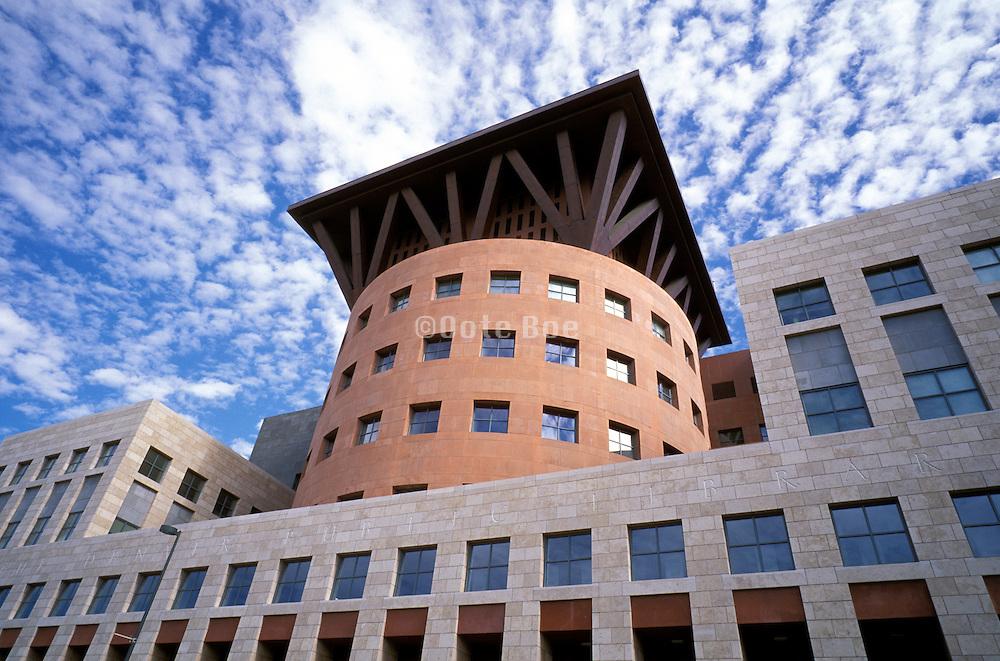 New architecture Denver public library