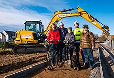 East Lothian Core Paths, Gullane, East Lothian, 7 February 2020