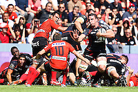 Louis Picamoles - 30.05.2015 - Toulouse / Oyonnax - Barrages Top 14<br />