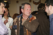 Terry Gilliam. Terry Gilliam Host screening of Stanley Kubrick Dr. Strangelove. Part of the Grand Classics project,  The Electric Cinema, 191 Portobello Road, London, W10,<br />3 May 2006. ONE TIME USE ONLY - DO NOT ARCHIVE  © Copyright Photograph by Dafydd Jones 66 Stockwell Park Rd. London SW9 0DA Tel 020 7733 0108 www.dafjones.com