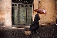 Street photography in Rome, Italy. © Brett Wilhelm