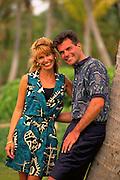 Couple, Hawaii, USA<br />
