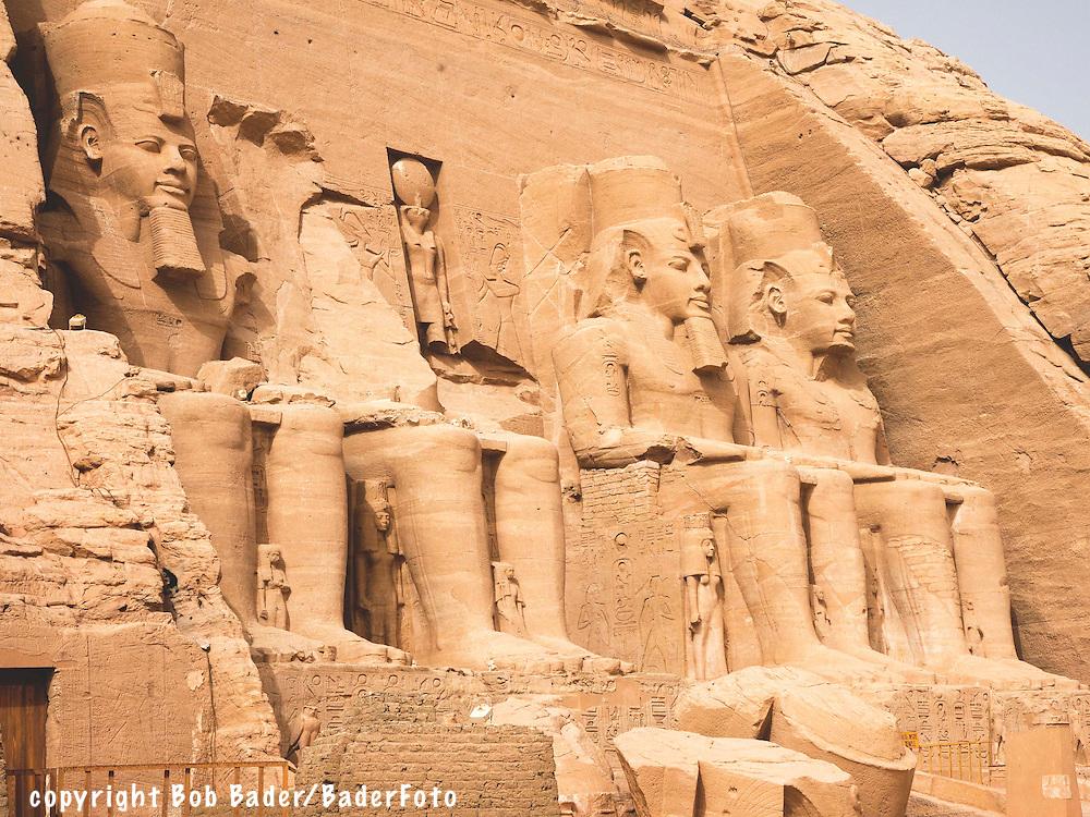 Relocated Ramses II Temple