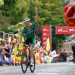 LEUVEN (BEL): CYCLING: SEPTEMBER 26th: Elite Men: Ryan Mullen