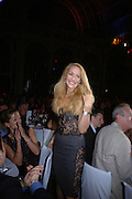 Jerry Hall. GQ Men Of The Year Awards at the Royal Opera House, London. September 6, 2005 in London, England, ONE TIME USE ONLY - DO NOT ARCHIVE  © Copyright Photograph by Dafydd Jones 66 Stockwell Park Rd. London SW9 0DA Tel 020 7733 0108 www.dafjones.com