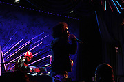 April 28-New York, New York: Recording Artist NfromtheWave performs during the Soul In The Horn Live: Presents Yasiin Bey curated by D'Prosper held at Sony Hall on April 28, 2018 in New York City . (Photo by Terrence Jennings/terrencejennings.com)
