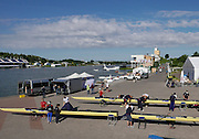 Poznan. Poland. General View of the Course, FISA 2015 European Rowing Championships. Venue Lake Malta. 28.05.2015. [Mandatory Credit: Peter Spurrier/Intersport-images.com] .   Empacher.