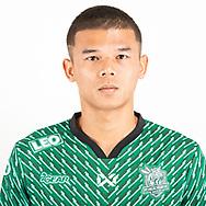 THAILAND - JUNE 24: Kwanchai Suklom #26 of PT Prachuap FC on June 24, 2019.<br /> .<br /> .<br /> .<br /> (Photo by: Naratip Golf Srisupab/SEALs Sports Images/MB Media Solutions)